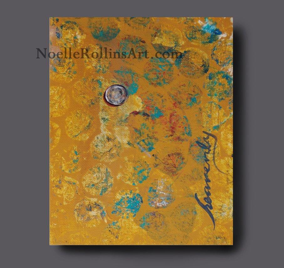 finding dimes art Noelle Rollins Art