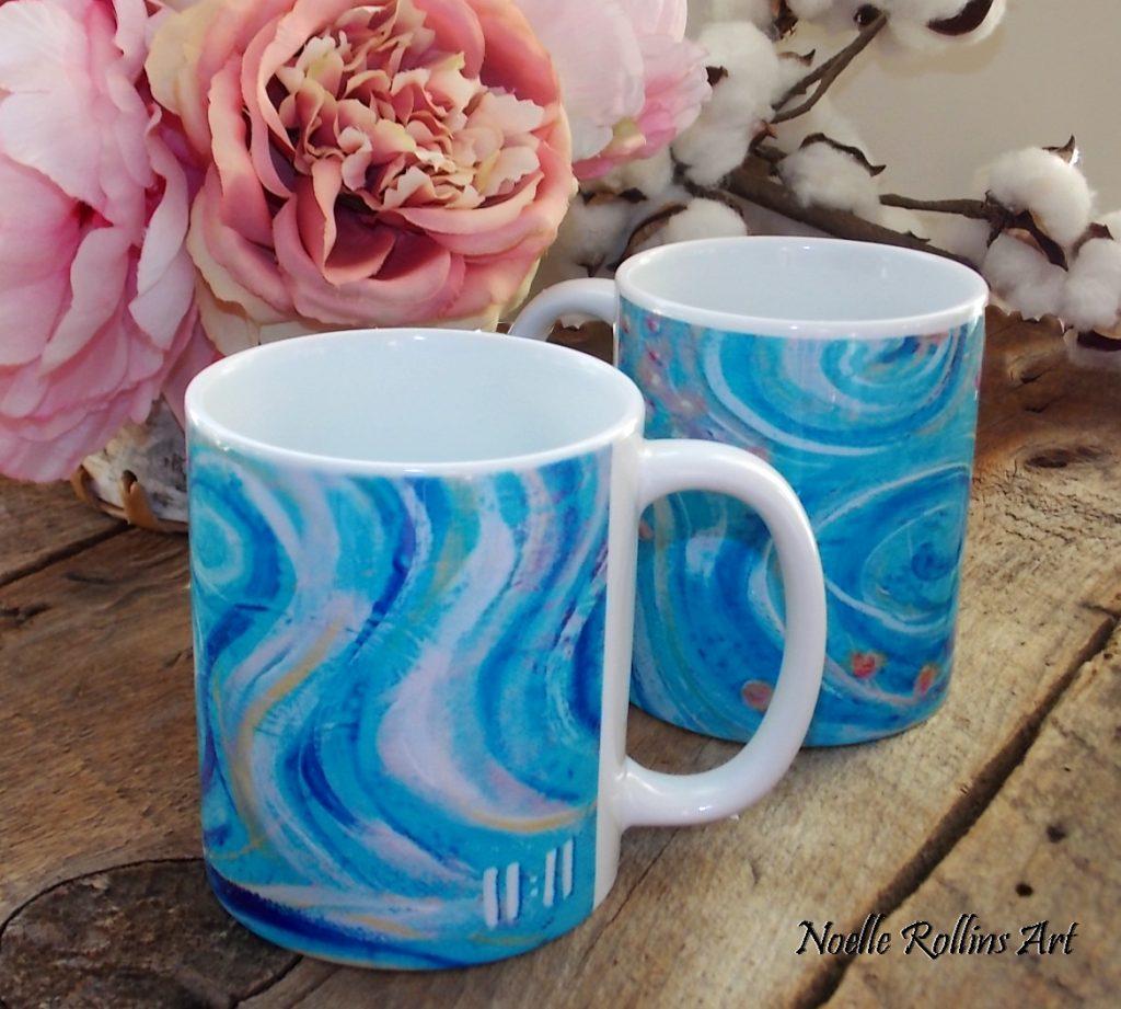 11:11 mug from Noelle Rollins