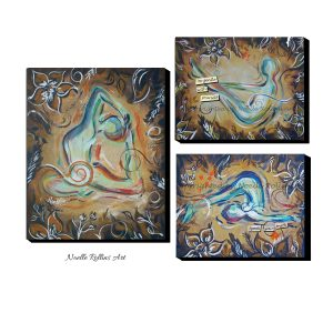 Soulful Yoga artwork and gifts