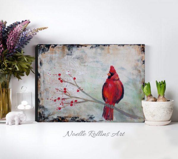 cardinal remembrance art