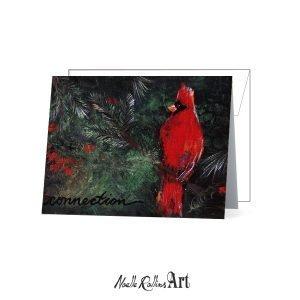 cardinal connection notecard