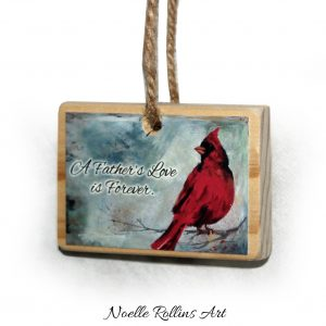fathers love ornament