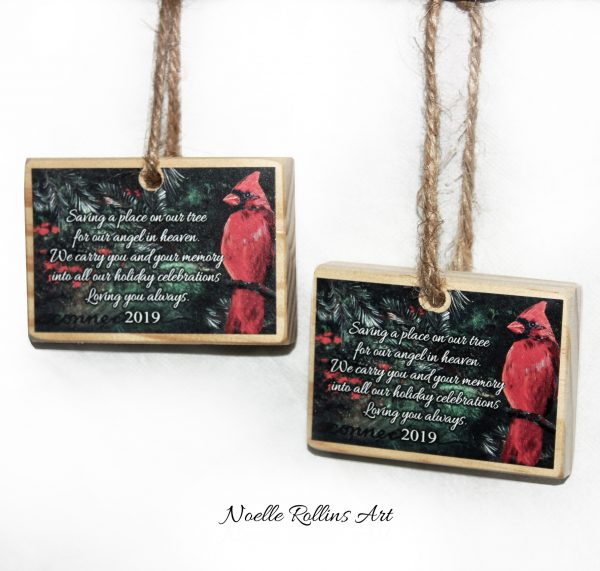 2019 remembrance christmas ornaments