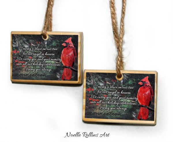 artisan remembrance christmas ornaments