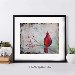 cardinal remembrance art