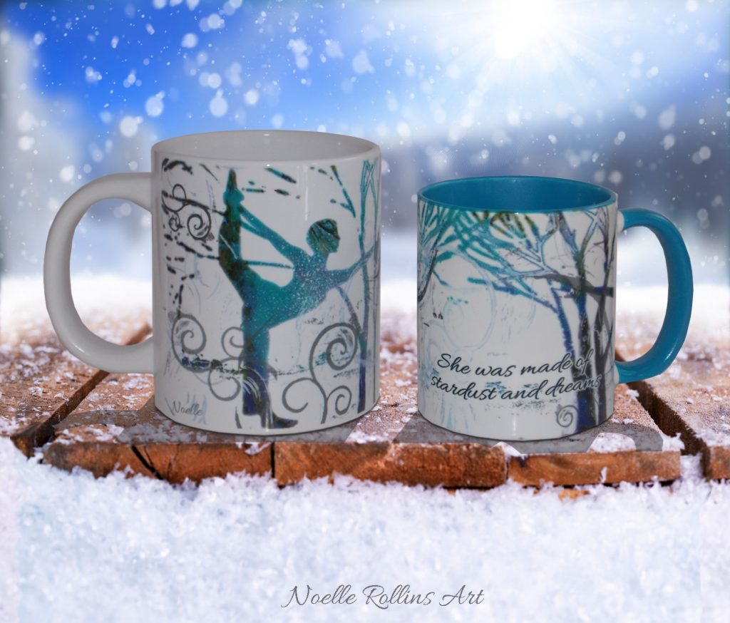 Stardust and Dreams inspirational Mug