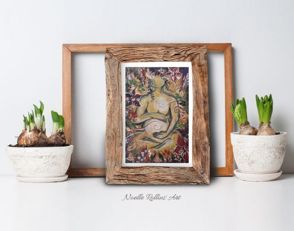 gift print for doula or midwife pregnant woman