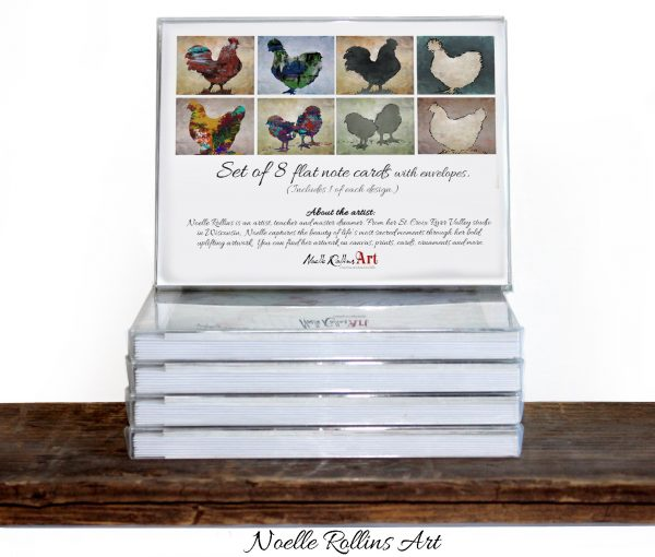 packaged cards set for wholesale