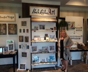 Noelle Rollins Art at Mpls Mart