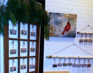 ornament display ideas