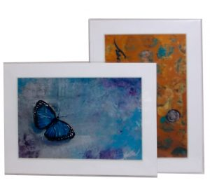 customized packages of memorial art