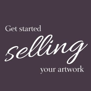 learn to sell your art