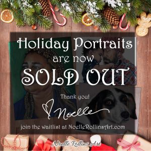 sold out portraits