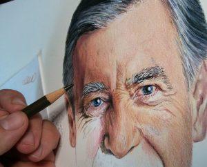 Mr-Rogers_artwork-in-progress