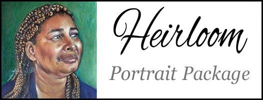 heirloom portrait package