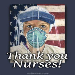 Thank you nurses