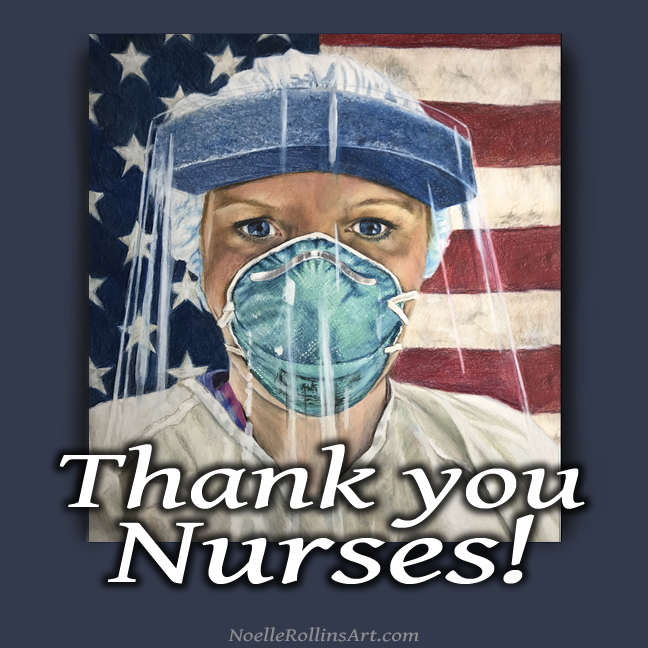 Thank you nurses