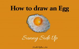 learn to draw an egg