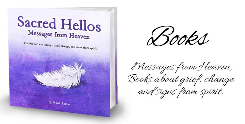 sacred hellos books