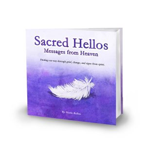 sacred hellos message from heaven book
