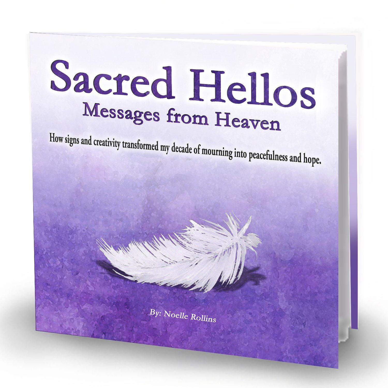 Sacred Hellos Book