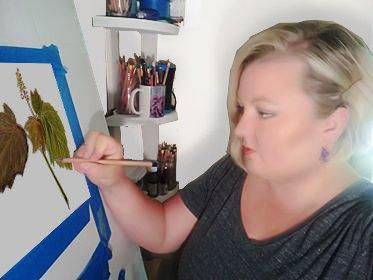 Noelle Drawing