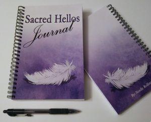 Sacred Hellos Journal
