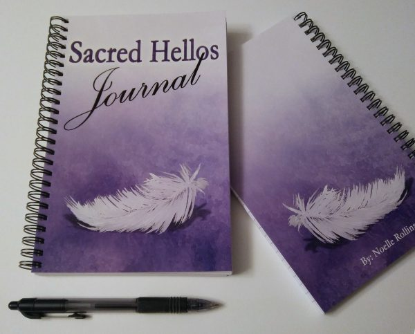 Sacred Hellos Journal