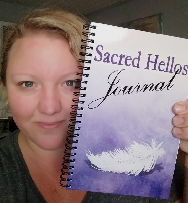 Noelle with Journal