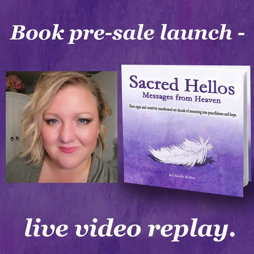 Sacred Hellos pre-sale launch image