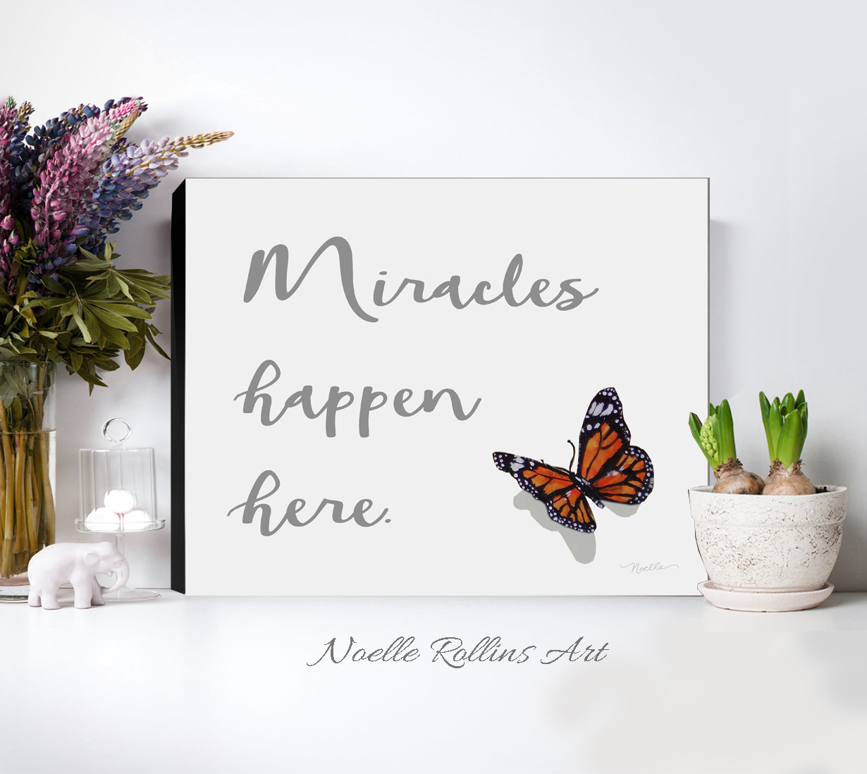 butterfly recovery art